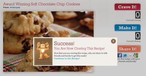 【经典网站】CookItfor:美食菜谱分享集市