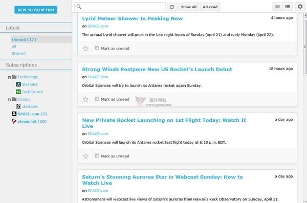【工具类】Simplepie|免费开源RSS解析工具