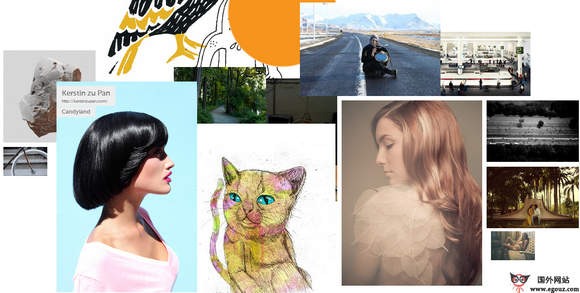 【工具类】Salon.io:图片沙龙作品创作组合工具