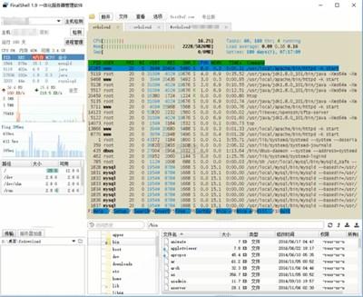 【工具类】FinalShell|一体化服务器管理工具