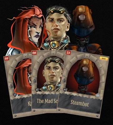 【经典网站】Mythereum|以太神话纸牌类游戏