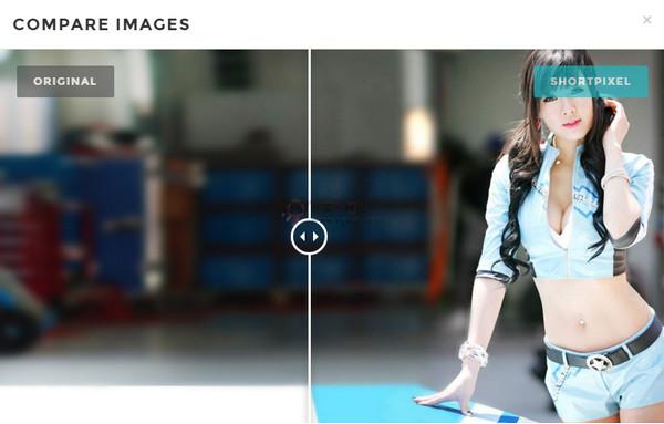 【工具类】ShortPixel:在线图片高压缩工具