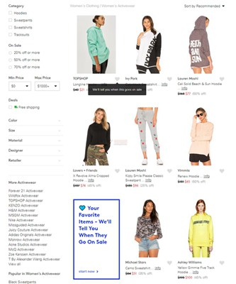 【经典网站】Lyst|英国奢侈品网络零售商