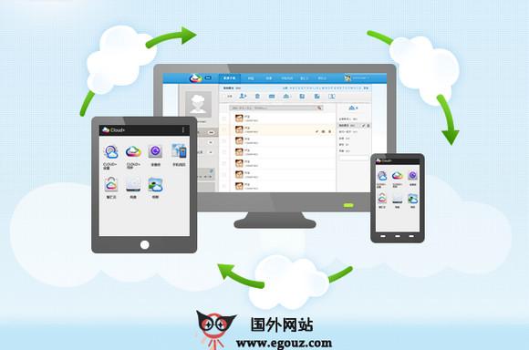 【经典网站】HiCloud:华为Cloud+云服务平台