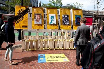 【经典网站】Marketstreet:旧金山市场街原型设计节