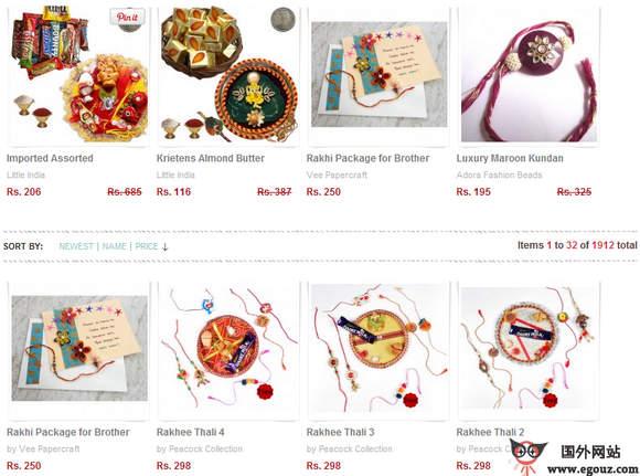 【经典网站】CraftsVilla:在线手工艺品交易平台