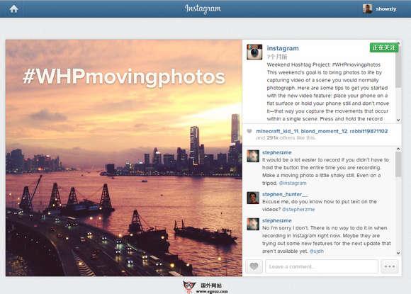 【工具类】InstaDown:基于instagram视频下载工具
