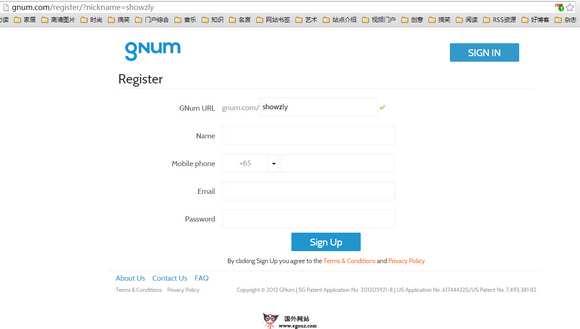 【经典网站】Gnum:在线网页语音电话服务网