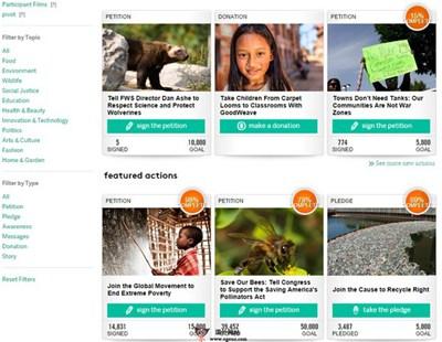 【经典网站】TakePart:国际社会正义自媒体