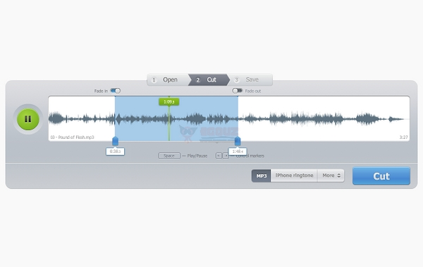 【工具类】AudioCutter|在线免费音乐剪辑工具