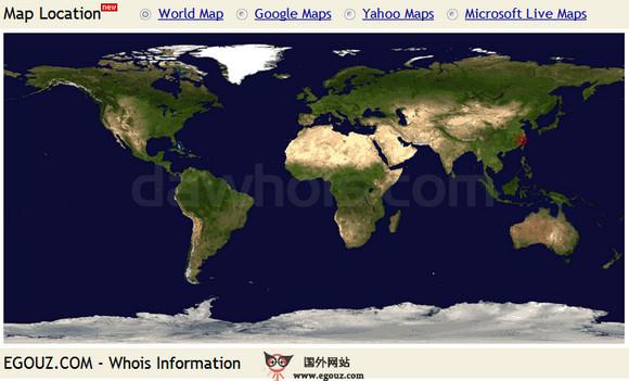 【工具类】DaWhois:精准网站信息查询工具