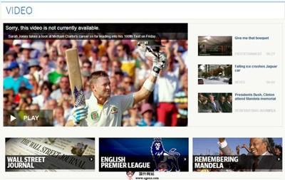 【经典网站】DailyTelegraph:澳大利亚每日电讯报