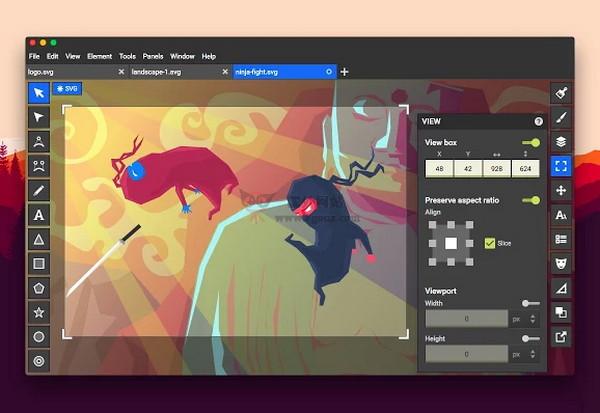【工具类】BoxySVG|免费向量图片编辑工具
