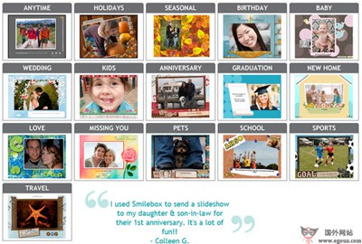【经典网站】SmileBox:图片美化编辑服务平台