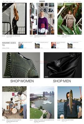 【经典网站】Ssense:加拿大奢侈品零售折扣店