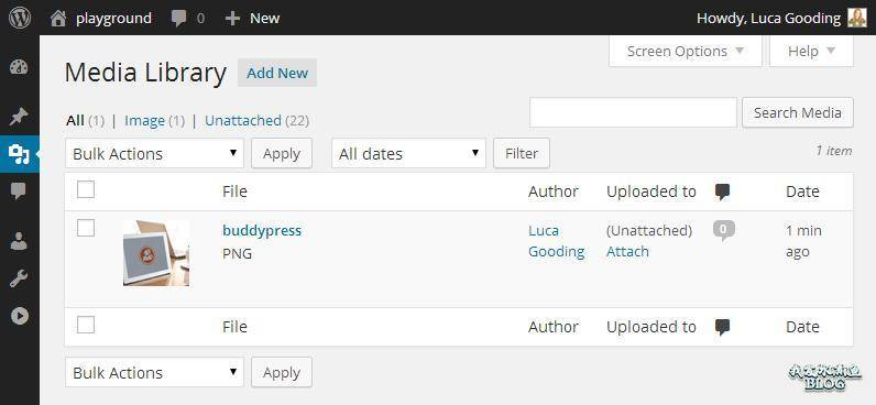 【Wordpress相关】WP Users Media:在 WordPress 后台只显示当前用户的媒体文件和附件