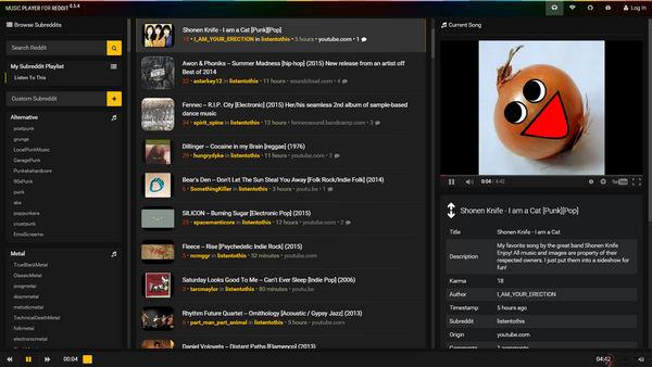 【经典网站】MusicPlayer:音乐流媒体书签平台