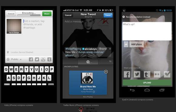 【素材网站】MobilePatterns:安卓手机界面设计资源网