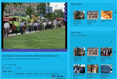 【经典网站】印度KhaskhaBar新闻门户网