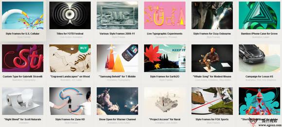 【经典网站】NanDocosta:灵感设计作品分享网