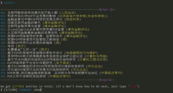 【工具类】CnKiDownloader:知网资源下载工具