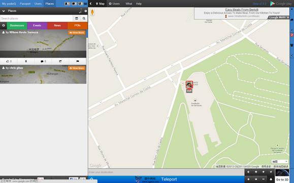 【经典网站】YoubeQ:基于谷歌地球的3D社交平台