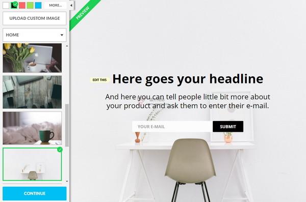 【工具类】PrelaunchPage|在线产品上线页制作工具