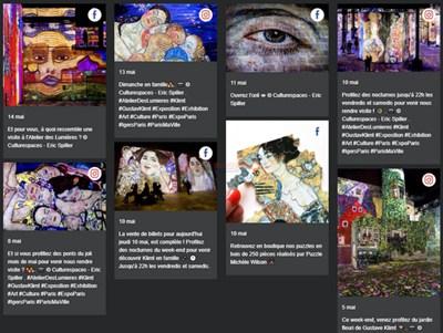 【经典网站】法国光之工坊数字化艺术中心