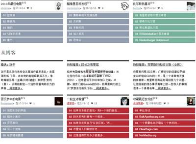 【经典网站】ListGeeks:社会化兴趣资讯分享网