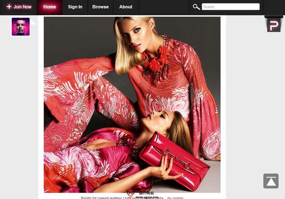 【经典网站】Pinkok:在线粉色主题服饰购物平台