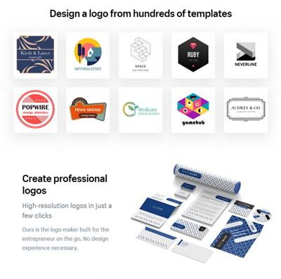 【工具类】在线简单logo制作平台 -Hatchful