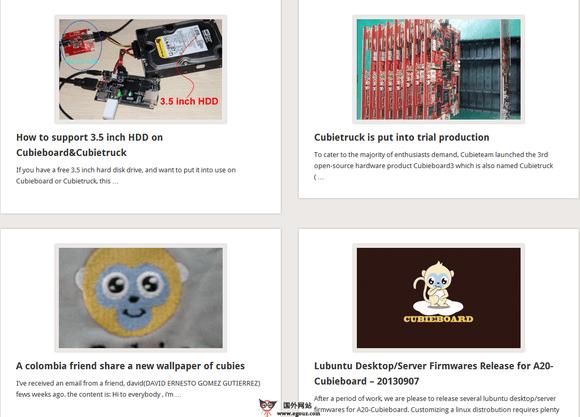 【经典网站】CubieBoard:开源MiNiPC硬件开发平台