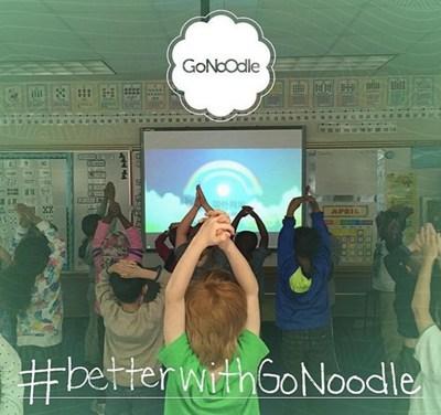 【经典网站】Gonoodle|帮助孩子运动的视频平台
