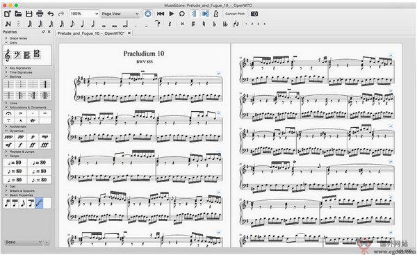 【经典网站】MuseScore:音乐乐谱共享社区