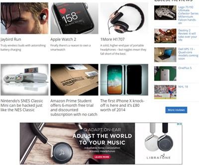 【经典网站】TrustedreViews 英国科技产品评论网