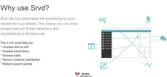 【经典网站】Srvd.co:在线网站访问信息统计分析平台