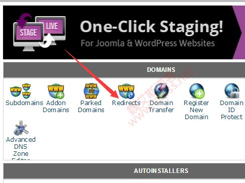 【主机业务】Siteground网站如何实现域名301跳转