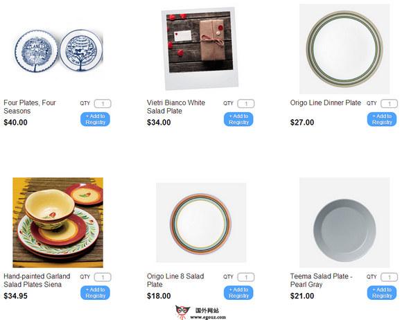 【经典网站】RegistryLove:在线婚庆礼品自选购物平台