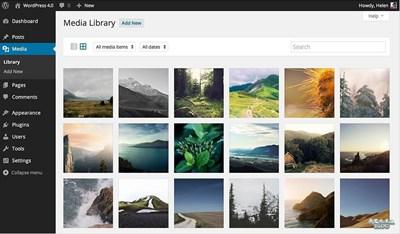 【Wordpress相关】WordPress 4.0 发布:更好的媒体管理和插件查找