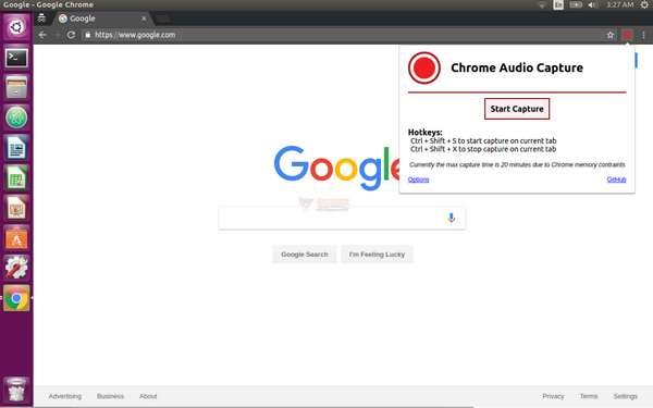 【工具类】AudioCapturer|浏览器音频录音扩展插件