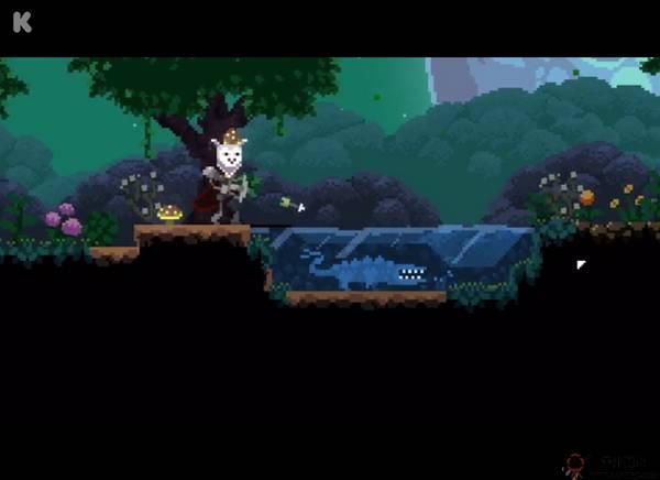 【经典网站】MoonMan:登月者2D像素风格游戏网