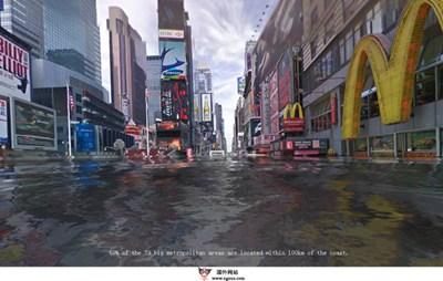 【经典网站】WorldUnderWater:未来水世界城市模拟网