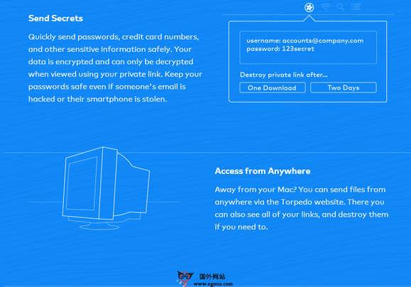 【工具类】UseTorpedo:可销毁式文件共享工具
