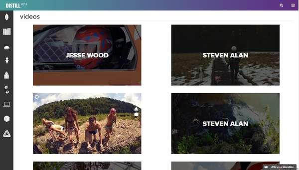 【素材网站】Wedistill:免费视频广告素材网