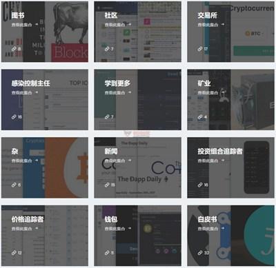 【经典网站】Collections|国际数字货币资源导航