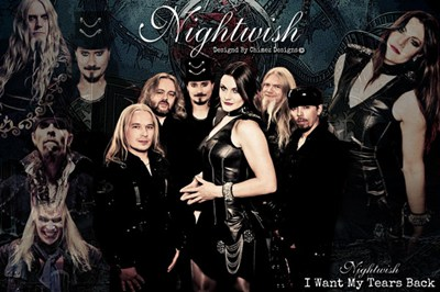 【经典网站】NightWish:芬兰夜愿金属乐队