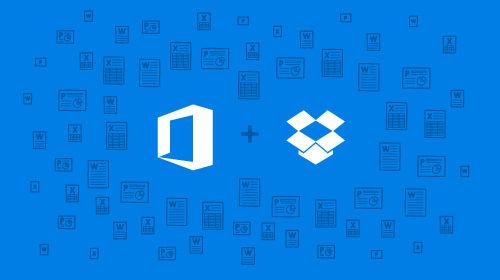 【数据测试】Dropbox与微软就Office原生支持达成全面合作