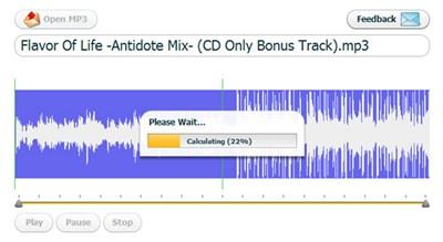 【数据测试】cut mp3 online,快速在线剪辑MP3音乐