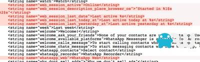 【数据测试】WhatsApp将有网页版本