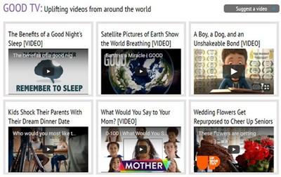 【经典网站】Goodnet:善行公益新闻网